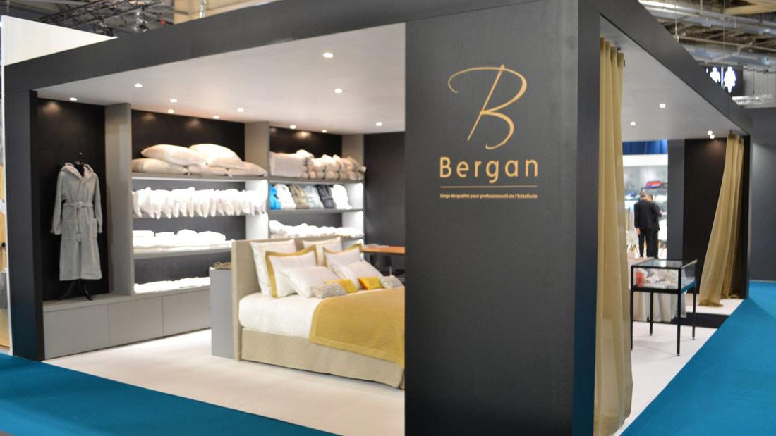 EquipHotel Paris et Bergan pour équiper votre hôtel ou restaurant.