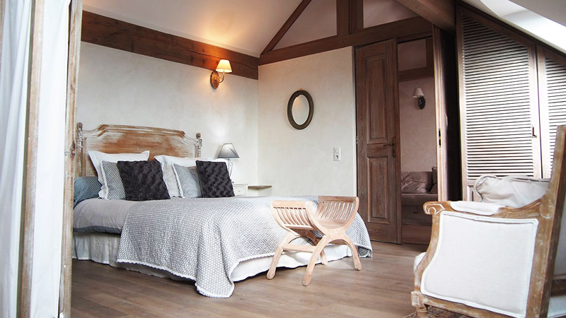 Photo Linge de lit pour chalet par Bergan