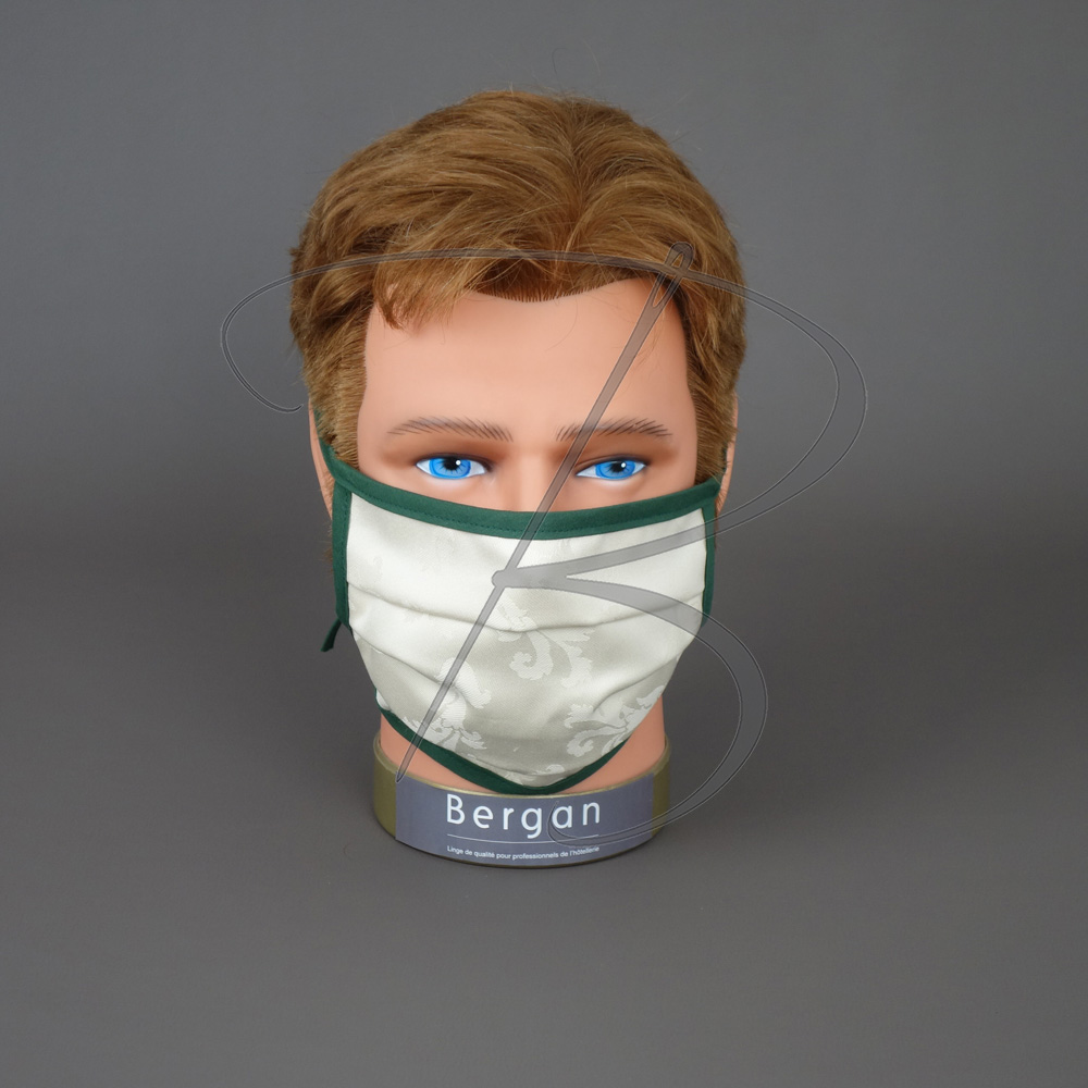 Masque barrière AFNOR - Made in France - Bergan