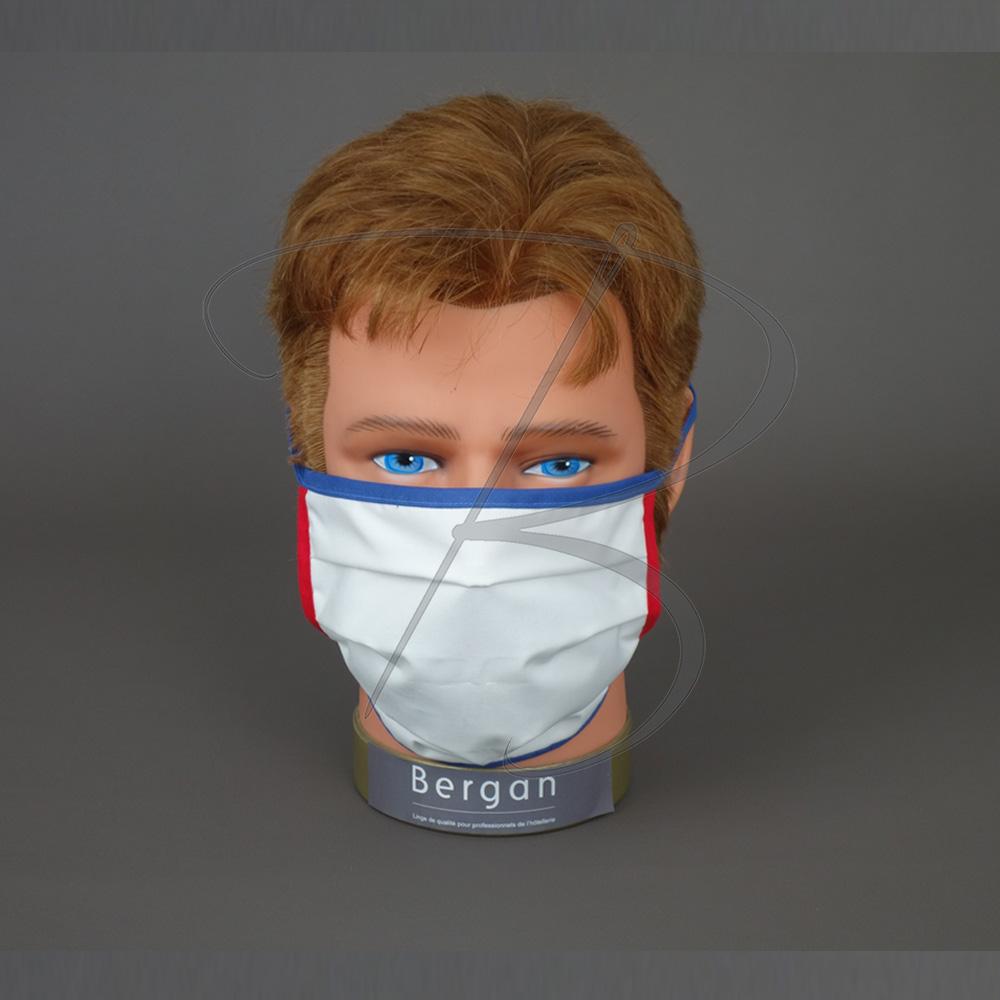 Masque barrière Made in France - Bergan