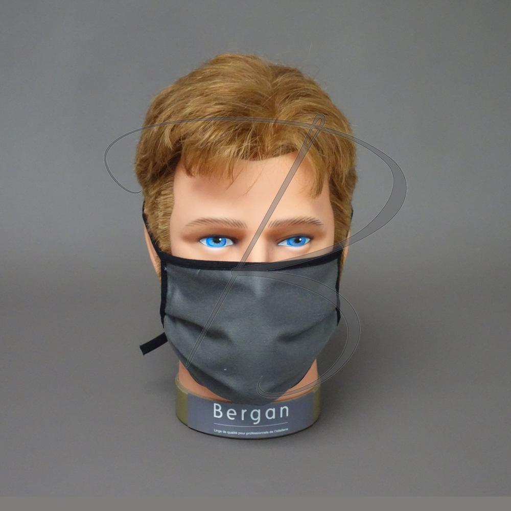 Masque Textile AFNOR - Made in France - Bergan