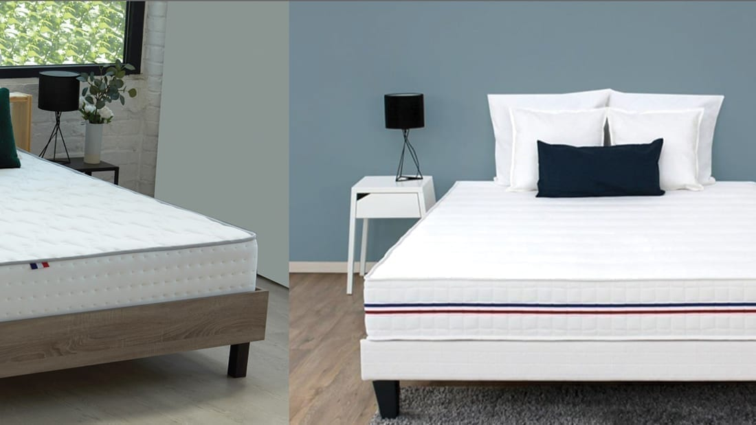 Matelas et Sommiers Made In France par Bergan