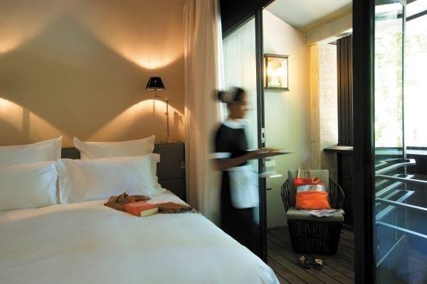 Domaine de manville - Linge hotellerie bergan