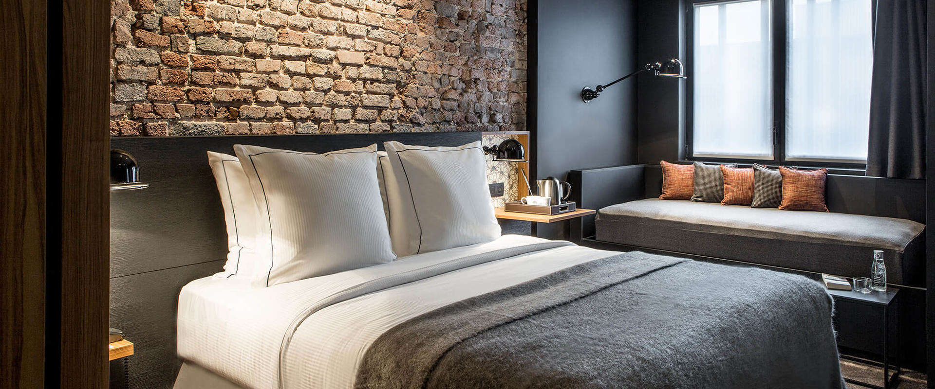 QUALITY LINEN FOR PROFESSIONALS IN LUXURY HOSPITALITY SECTOR